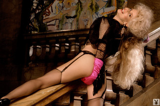 Phoebe Légère playboy