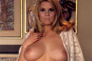 Patricia Margot McClain playboy