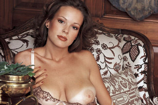Sharon Clark playboy