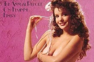 Suzi Simpson playboy