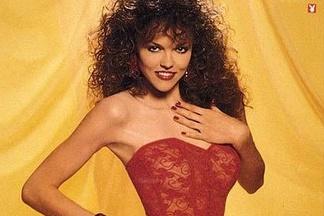 Barbara Moore playboy