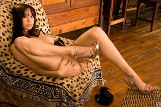 Amber Leigh playboy