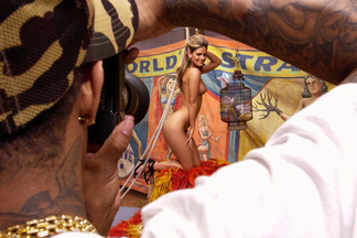 Celebrity Photographers - Behind the scenes: N.E.R.D