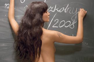 Katarzyna Szafron playboy