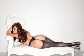 Raquel Gibson playboy