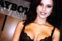 Sonya Theriault playboy