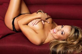 Jessica Hall playboy
