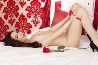 Liz Ashley playboy