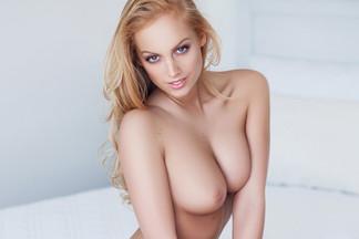 Andrea in Bedroom Bliss