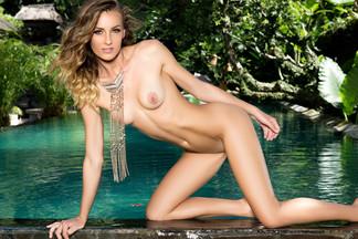 Jennifer Love in Sultry Garden