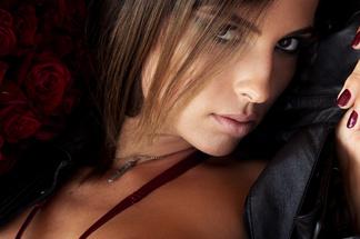Brittny Ward playboy