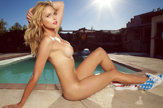 Lauren McKnight playboy