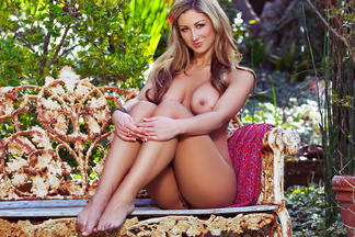 Annette White playboy