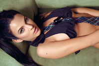Evelyn Garcia playboy