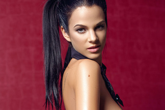 Evelyn Garcia playboy