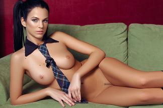 Danielle Robinson playboy