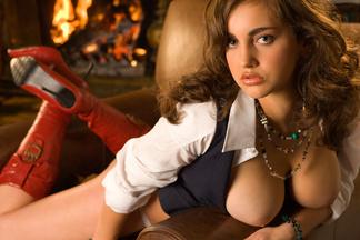 Rachael Schultz playboy