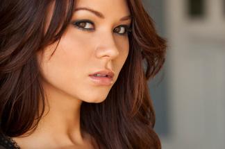 Stephanie Olson playboy