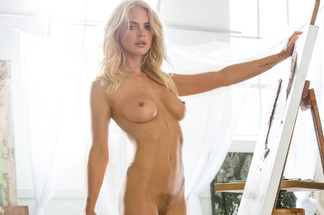 Rachel Harris playboy