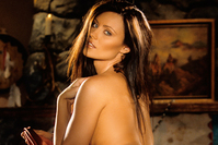 Candace Collins playboy