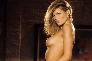 Angela Marie Taulane playboy
