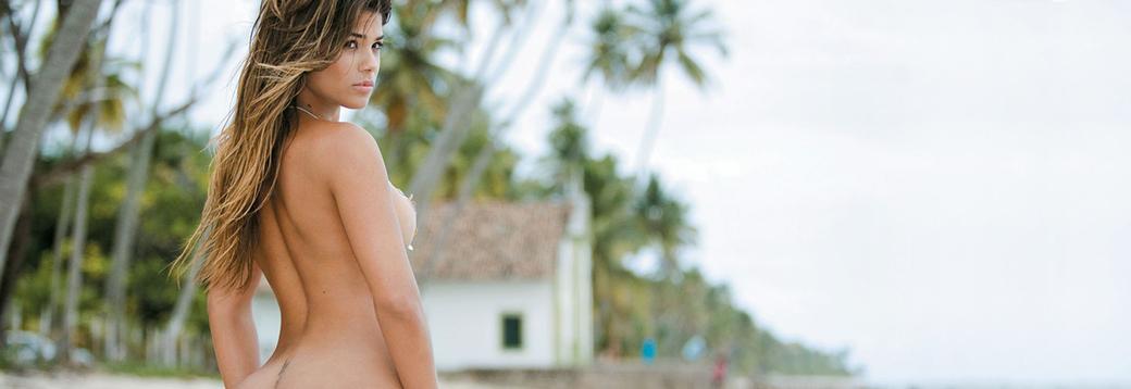 Kelly Amorim in Playboy Brazil