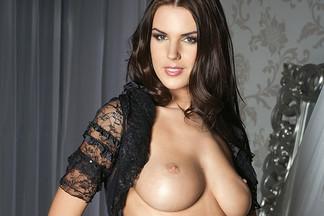 Oxana Voznyuk in Playboy Russia