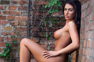 Mariana Pinter in Playboy Hungary