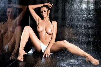 Manja Dobrilovic in Playboy Slovenia