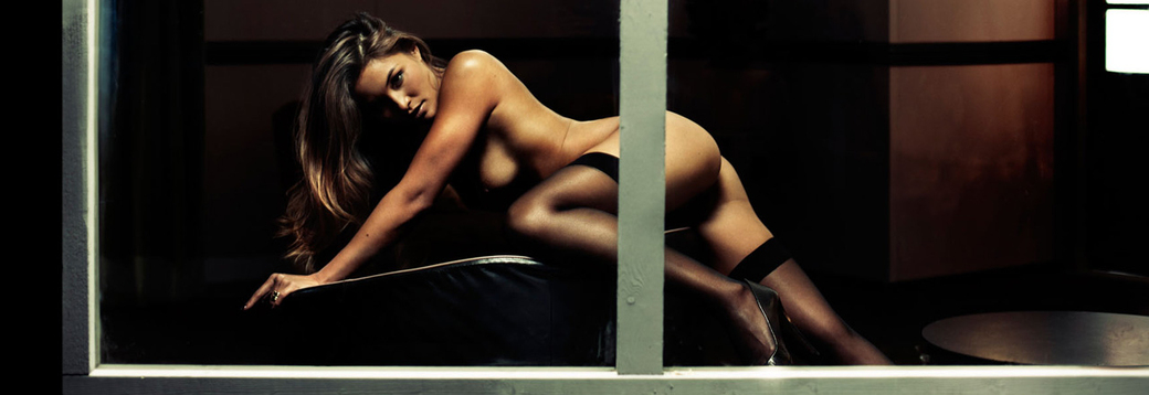 Irene Hoek in Playboy Netherlands