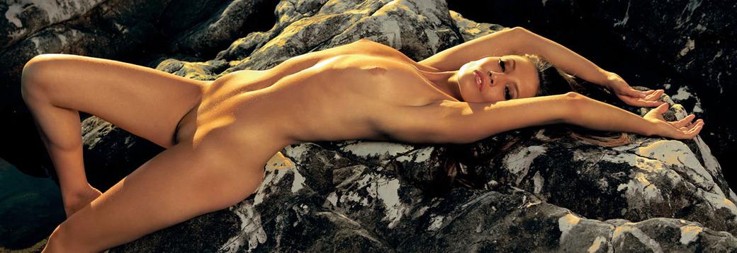 Jovana Tubic in Playboy Serbia