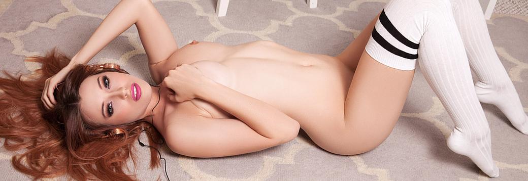 Caitlin McSwain in Sex Kitten