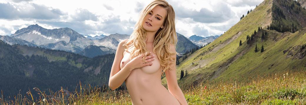Olivia Preston in Amazing View