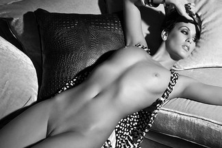 Niki Daniludisz in Playboy Hungary