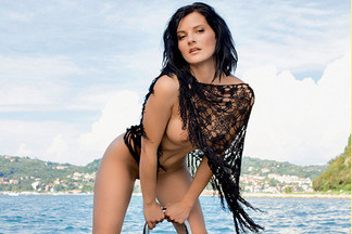 Ana Dravinec in Playboy Slovenia