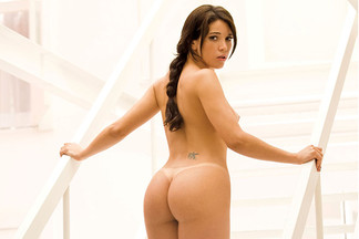 Flavia Monti in Playboy Brazil