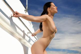Sabina Jucikaite in Playboy Netherlands