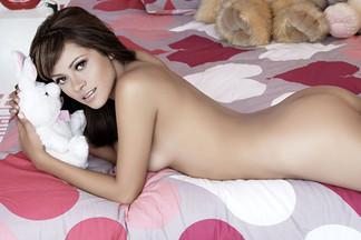 Daiana Guzman in Playboy Mexico