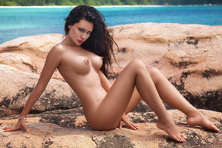 Anna Grigorenko in Playboy Ukraine