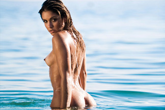 Marcella Matos in Playboy Brazil