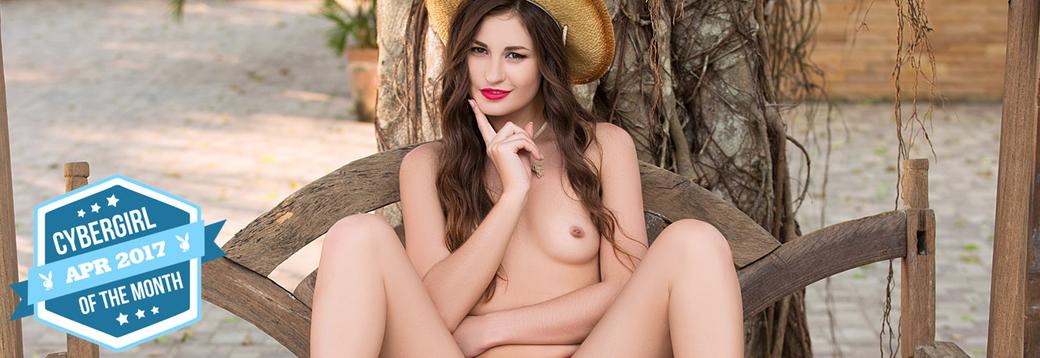 Demi Fray in Kiev Cowgirl