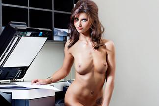Lotte in Playboy Netherlands