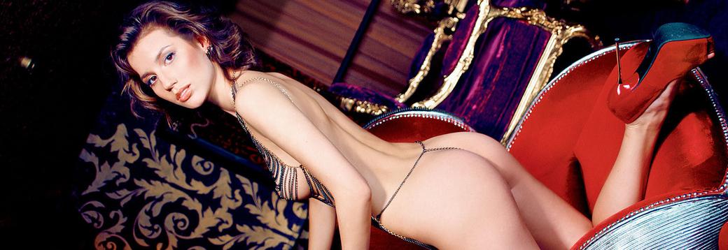 Julia Popova in Playboy Russia